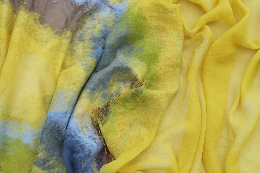 Scarf_Yellow_Сhartreuse2