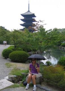 Tô-ji pagoda