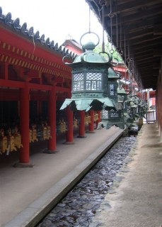 Kasuga Taisha lanterns