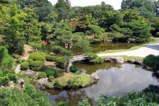 Ninna-ji garden