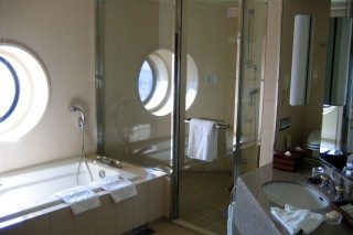 Yokohama hotel bathroom
