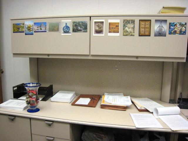 desk left