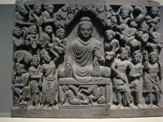 Four Scenes from the Life of the Buddha: The Enlightenment