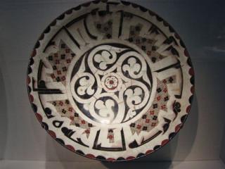 Samanid ceramic bowl