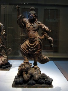 Jikoku-ten, Guardian of the East