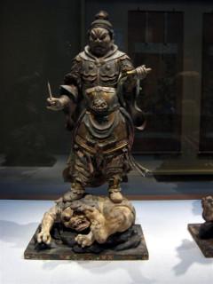 Komoku-ten, Guardian of the West