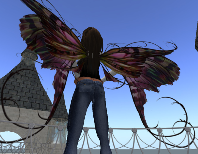 картинки про крылья фей из игры роблокс