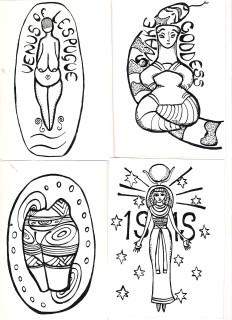 goddess images