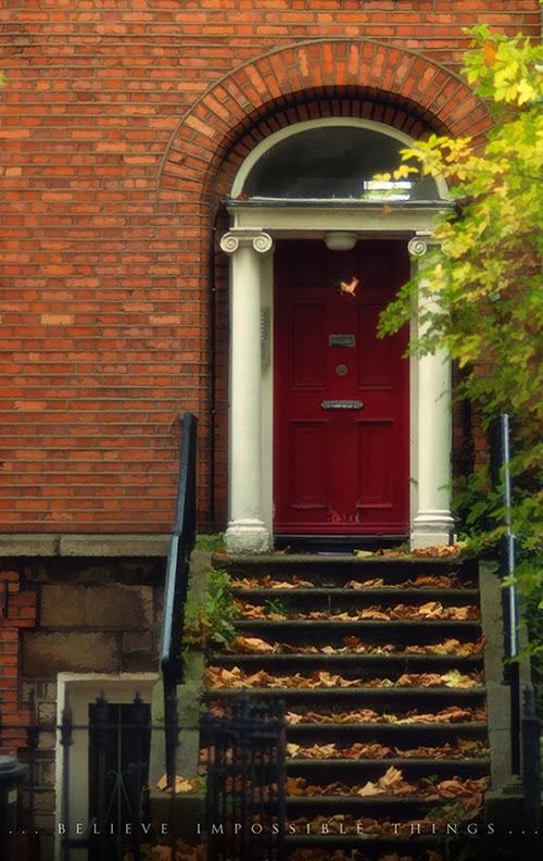 Город Говорящих Дверей