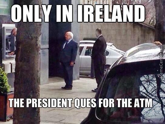 Не президентистый президент