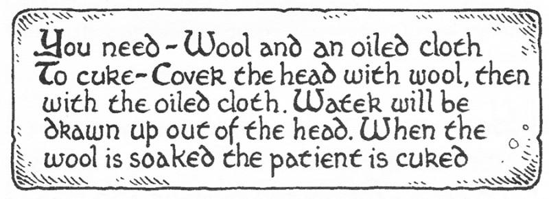 Секретные секреты древних ирландцев