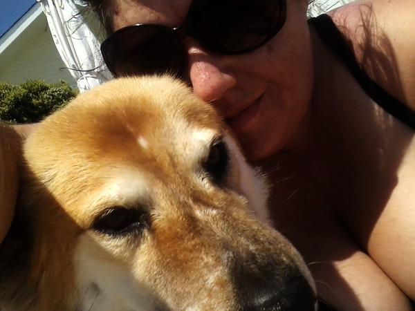 Me & dog 2