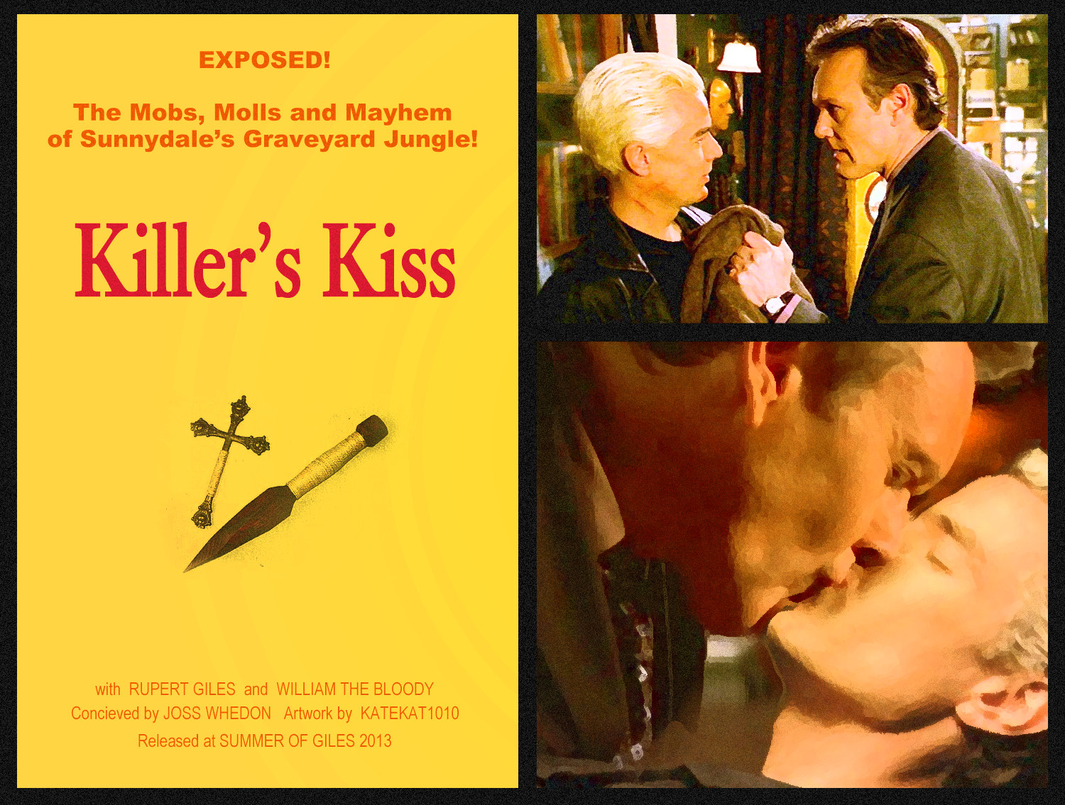 Film-Noir-Poster---Killer's-Kiss
