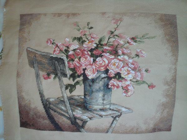 розы после бэка