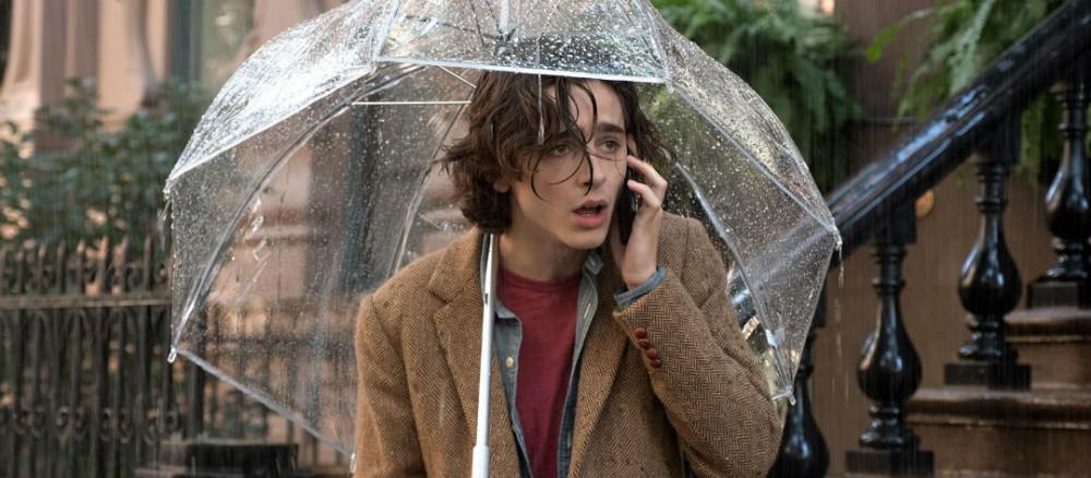 Самый романтичный кино-дождь
