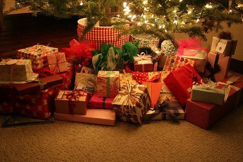 Найди подарок на новый год