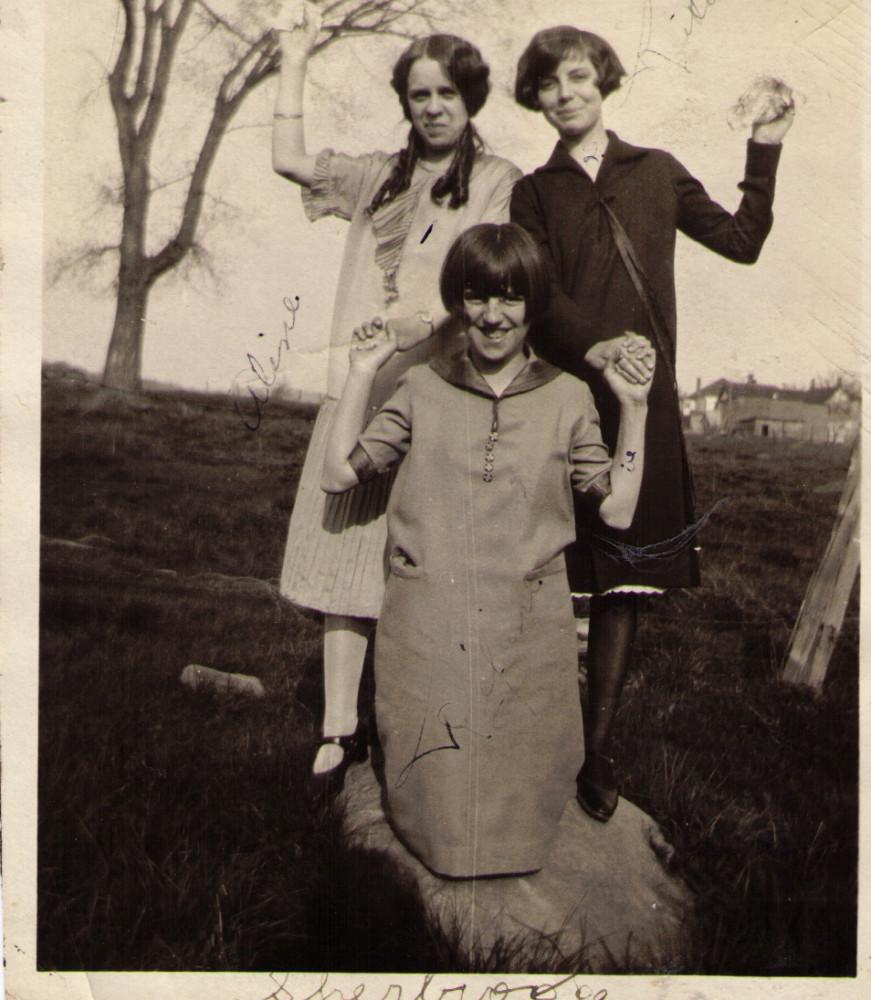 Alice, Rita, Rejeanne