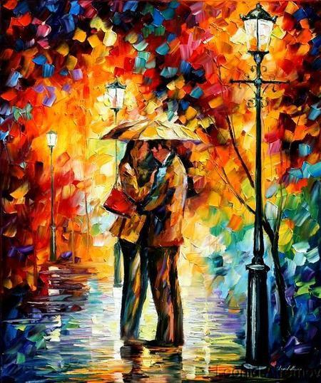 любовь живительным огнем