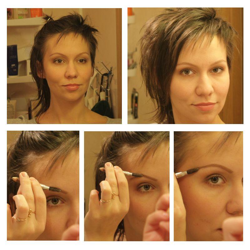 Pupa Eyebrow Set - набор для моделирования бровей