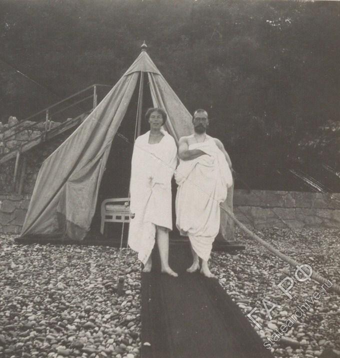 Ольга и Николай