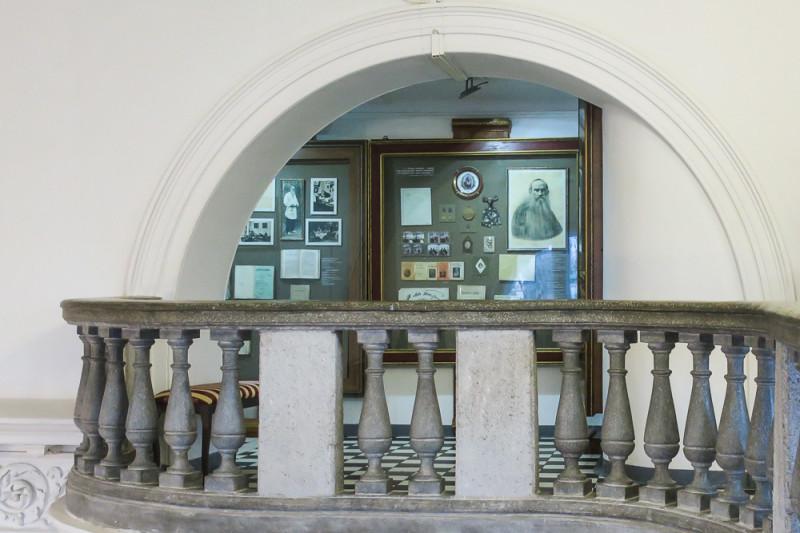 Толстовская коллекция в Музее промышленности и искусства. Иваново