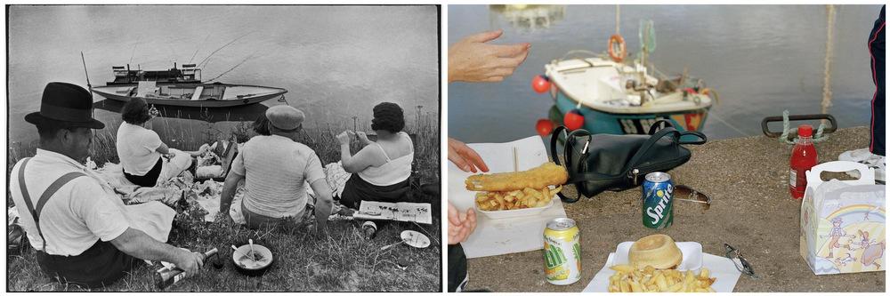Cartier-Bresson & Parr