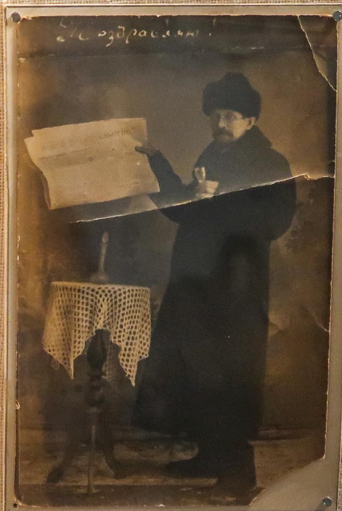 """""""За новое правительство"""" март 1917г. Чаплыгинский краеведческий музей"""