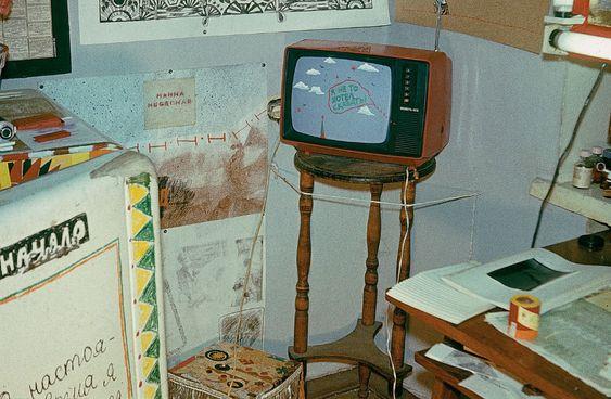 Никита Алексеева. 1982