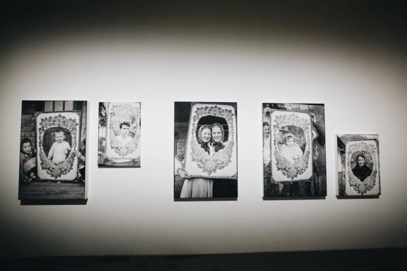 Выставка Параски Плитки-Горыцвит «Преодоление гравитации» в Мыстэцком Арсенале