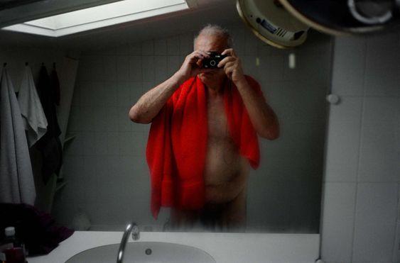 Франк Орват. Автопортрет. 1999