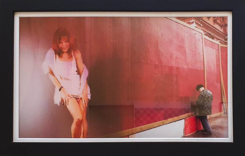 """Алина и Джефф Блюмис (Alina and Jeff Bliumis). """"Московский дневник"""". 2007"""