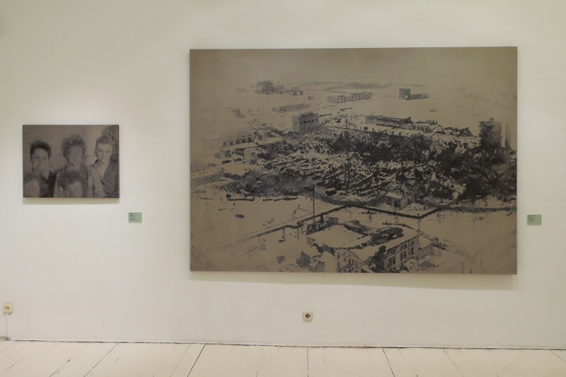 Павел Отдельно. Общее фото (слева). 12.02.1960 (справа)
