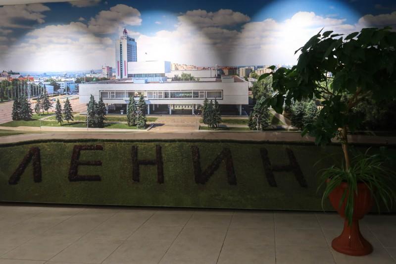 В Доме-музее В.И. Ленина. Ульяновск