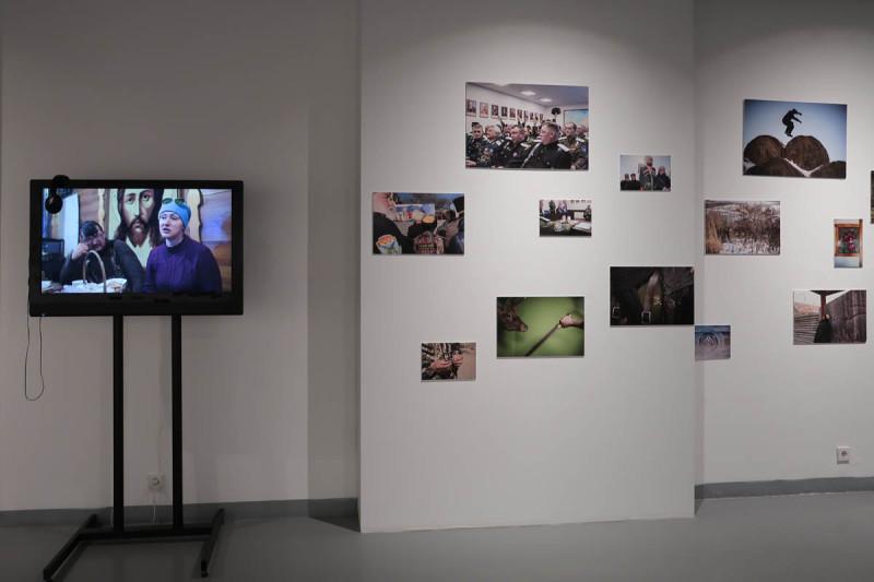 выставка Алины Десятниченко «Комментарий к сообществу, или Как завоевывать друзей» в ММОМА