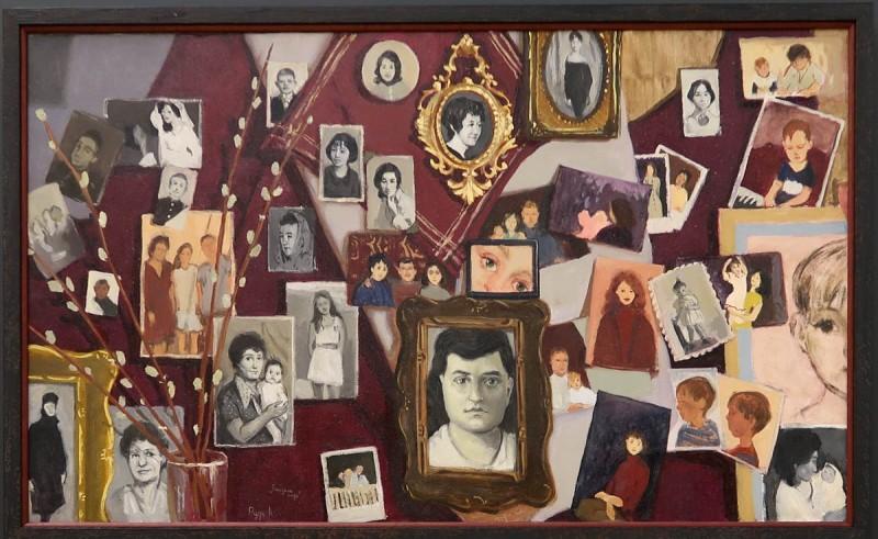 Анастасия Рудь. Близкие люди