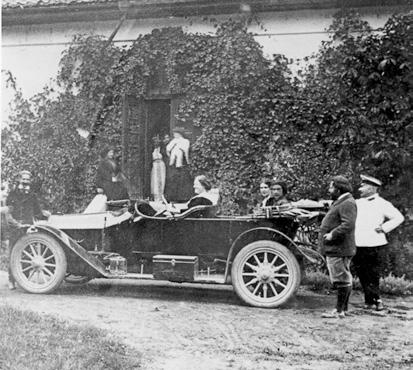 Ариадна Арендт.  1910-е