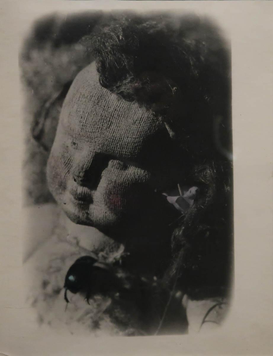 """Борис Смирнов. из серии """"Кукла"""". 1930-е"""