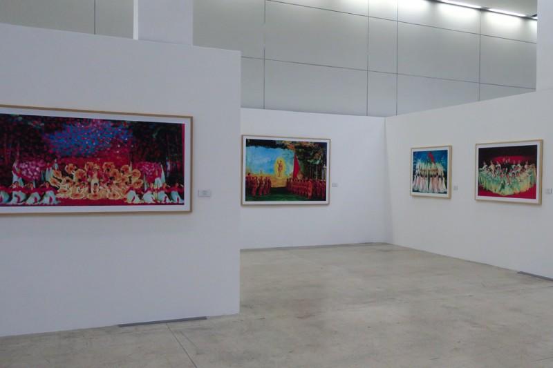выставка Пьер Паоло Косс  «Глэм-эстетика власти»