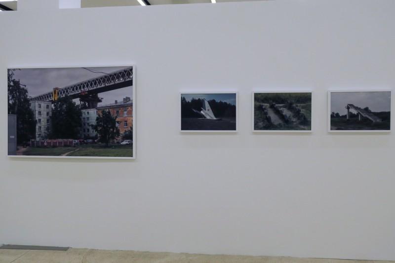 Выставка Дмитрия Лукьянова «Внутреннее путешествие»