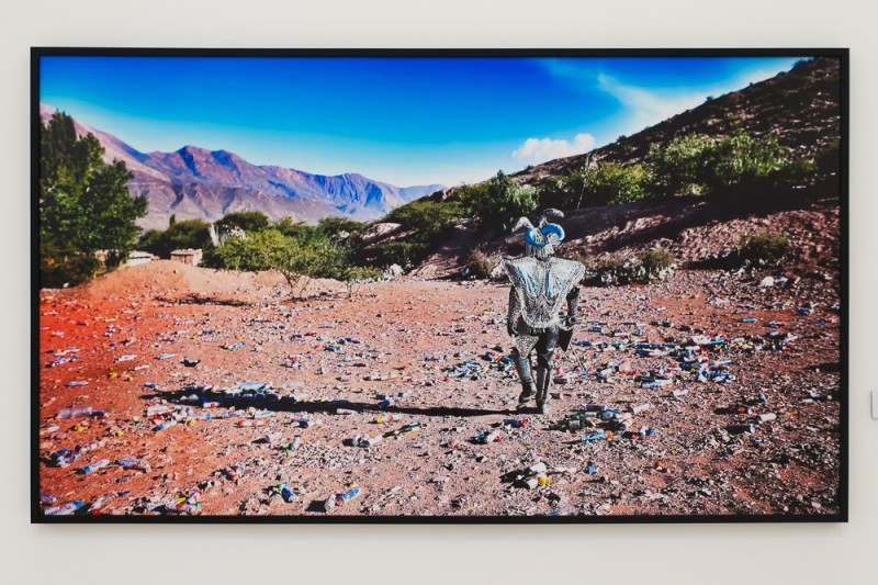 выставка Габи Хербштейн «Туда, где нет света»