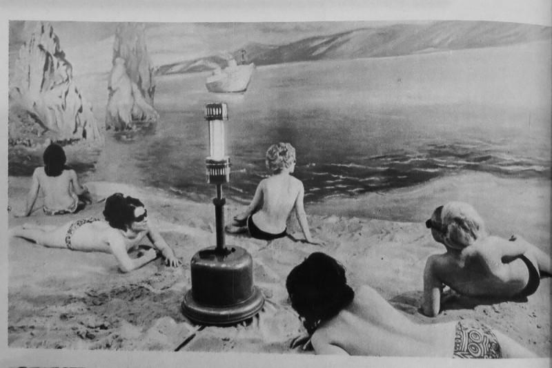 """Фотография Михаила Грачева в журнале """"Советский Союз"""" № 4, 1973"""