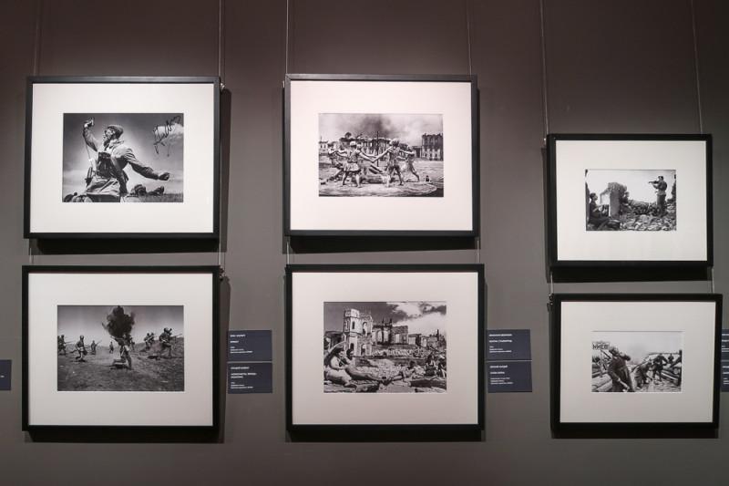 """на выставке """"Фотоэстафета: от Родченко до наших дней"""" в Ярославском художественном музее"""