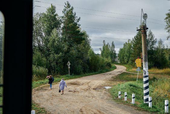 Алексей Абанин. На электричках до Байкала. День 2