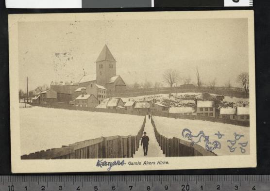 to Jappe Nilssen. 09.01.1912
