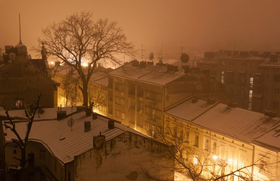 шести заброшенных картинка спящий город куплений