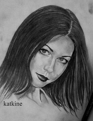 Александра katkine евгений каткин портрет 590 89