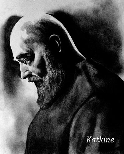 дмитрий katkine евгений каткин портрет