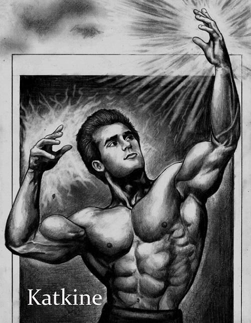 Францис Бенфатто Francis Benfatto евгений каткин портрет art katkine Evgeny Katkin