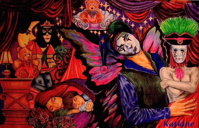 katkine 3 wings of dreams 57 евгений каткин