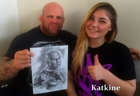 2016 имщт katkine portrait  picture portraiture Jeff Monson Maryana Naumova Евгений каткин портрет джеффа монсона марьяна наумова   - копия